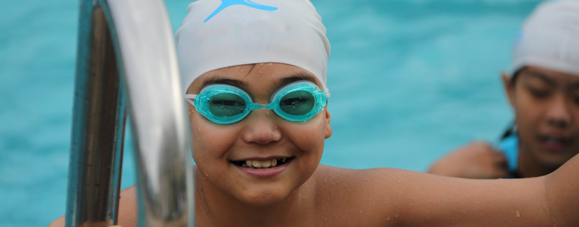 Four lessons ($480) for your swimmers, in a semi-private two-swimmer setting.