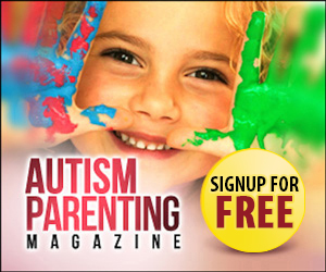 Autism Parenting Magazine. Signup for Free.